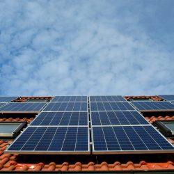 Energie opwekken met zonnepanelen