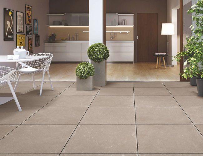 De voordelen van keramische vloertegels